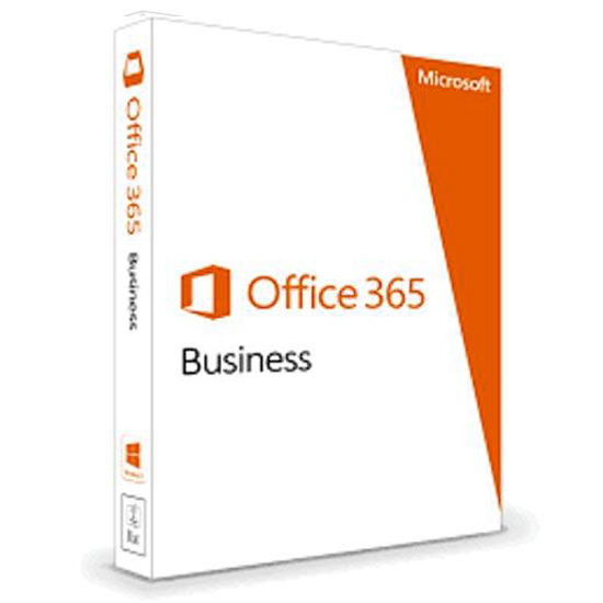 Picture of Microsoft Office365 Business Retail English Subscr 1YR CEE Only Mdls