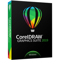 Picture of CorelDRAW Graphics Suite 2019