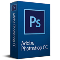 Picture of Adobe photoshop CC