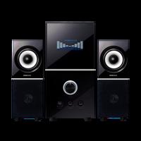 Picture of SONICGEAR Evo 5 PRO BTMI 2.1 Black