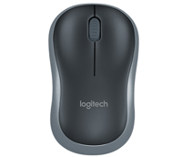 Picture of Logitech M185 Wireless Mouse Grey