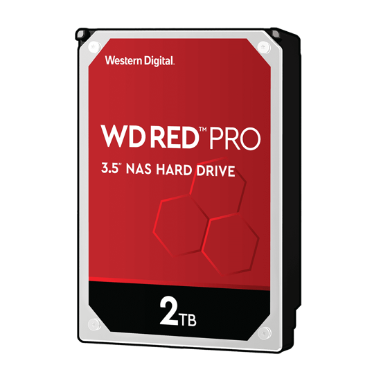 Picture of WD Red Pro 2TB SATA3 WD2002FFSX