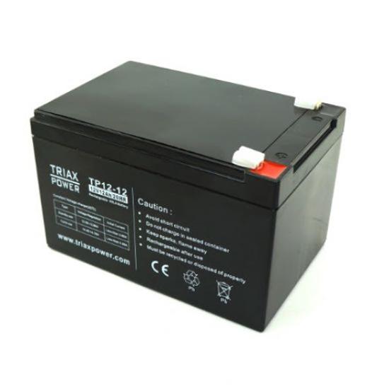 Picture of Triax baterija UPS 12V-12Ah