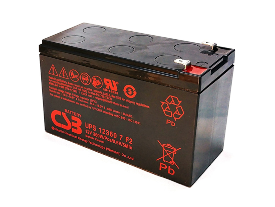 Picture of CSB Baterija UPS 12v 7.2Ah 123607F2