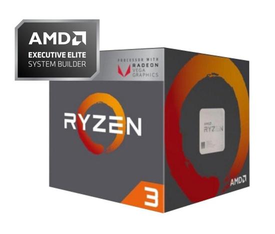 Picture of AMD AM4 Ryzen 3 3200G 4 cores 3.6GHz (4.0GHz) BOX
