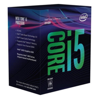 Picture of INTEL Core i5-8400 2.8 (4.0)GHz