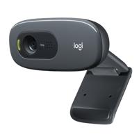 Picture of Logitech C270 HD black