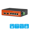 Picture of Wi-Tek WI-PS306GF-I Industrial 4 PoE GE 2SFP 48V PoE Switch