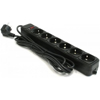 Picture of Gembird Power Cube surge protector 1.8m SPG6-B-6B 6 rupa