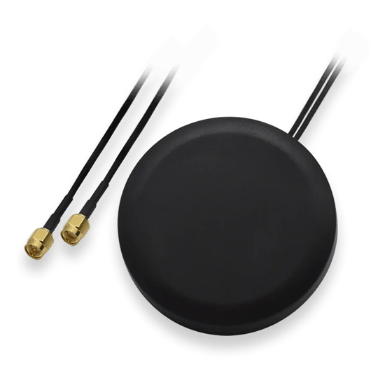 Picture of Teltonika Combo MIMO Mobile Roof SMA Antenna