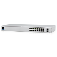 Picture of Ubiquiti USW-16-PoE Gen2 UniFi Switch