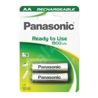 Picture of PANASONIC punjive baterije AA 1900 mAh HHR-3MVE/2BC