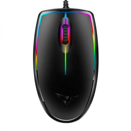 Picture of ALCATROZ Asic 7 RGB FX Black Optical Mouse