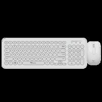 Picture of ALCATROZ Jellybean A2000 White White Wireless + miš