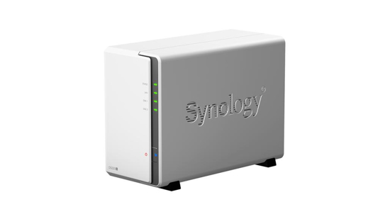 Picture of NAS Synology DS220j 2HDD