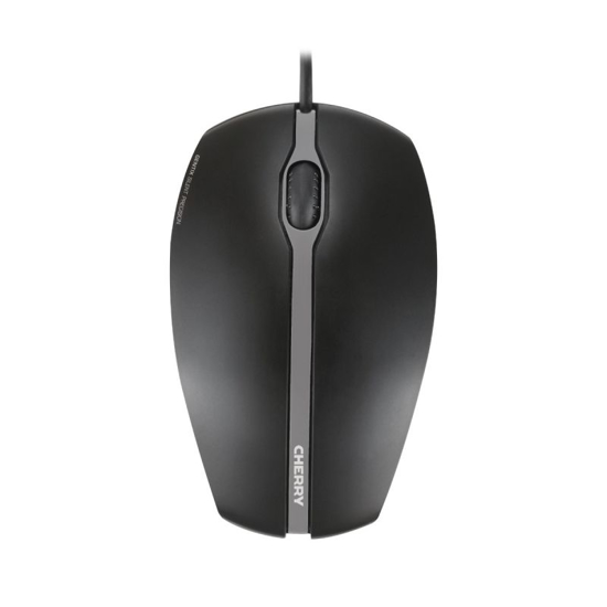 Picture of Cherry GENTIX SILENT optički miš, USB, crni