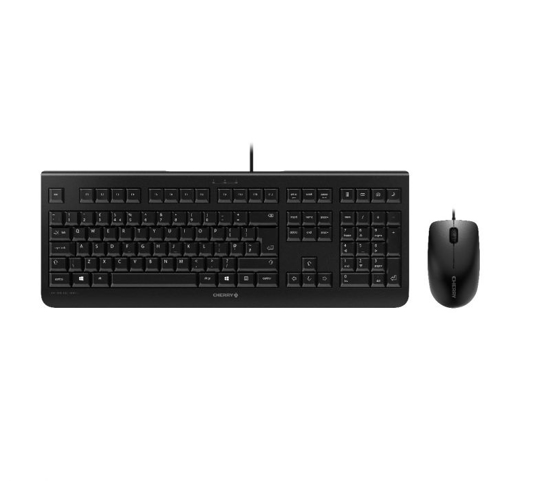 Picture of Cherry DC-2000 tastatura+miš, USB, crna