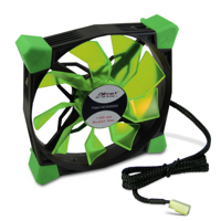 Picture of InterTech Fan 120mm Nitrox N-120-GR LED