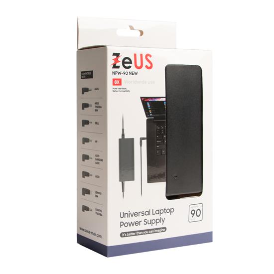 Picture of ZEUS ZUS-NPW-90 New Punjač za laptop
