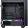 Picture of InterTech Case Micro X-608 Infinity Micro w/o PSU
