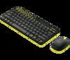 Picture of Logitech MK240 Wireless Desktop USB Black US