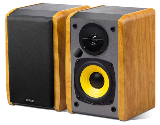 Picture of Edifier R1010BT 2.0 BT 24W speakers brown