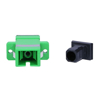 Picture of EXTRALINK SC/APC SIMPLEX SM ADAPTER GREEN