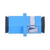 Picture of EXTRALINK SC/UPC SIMPLEX ADAPTER BLUE