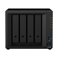 Picture of NAS Synology DS920+ 4-bay 4GB Swappable