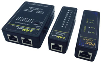 Picture of Secomp Value LANtest Multi-Network Cable tester + PoE Tester
