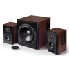 Picture of Edifier S350DB 2.1 150W speakers wood braon