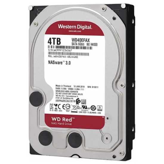 "Picture of WD HDD 4TB 3.5"" Red PRO"