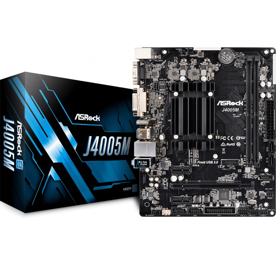Picture of Asrock Gemini Lake J4005 DDR4 SATA3 Mini-ITX