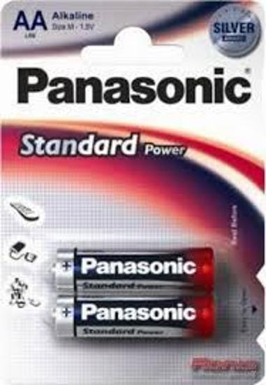 Picture of PANASONIC alkalne baterije AA LR6EPS/2BP