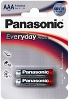 Picture of PANASONIC alkalne baterije AAA LR03EPS/2BP