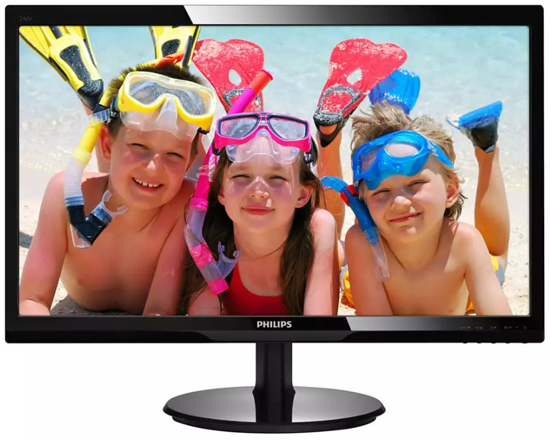 """Picture of Philips LCD 24"""" 246V5LDSB/00"""