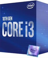 Picture of INTEL 1200 core i3-10100 3.60GHz (4.30GHz ) Box