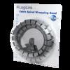 Picture of LogiLink spiralni držač za kablove  1.5m x 28mm srebrni