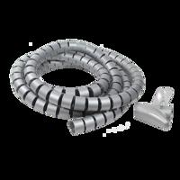 Picture of LogiLink spiralni držač za kablove  2.5m x 25mm srebrni