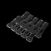 Picture of Logilink čičak trakice za vezivanje kablova 150 x 20 mm, 10kom, crna