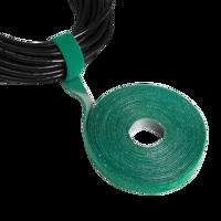 Picture of Logilink čičak traka, 4m, 16mm, zelena