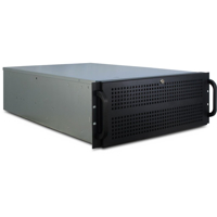 Picture of InterTech Case IPC Server 4U-4129-N w/o PSU