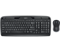Picture of Logitech MK330 Wireless Combo Desktop YU