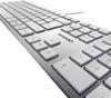 Picture of Cherry KC-6000 Slim tastatura, YU, bela/srebrna