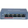 Picture of HIKVISION 5-port switch 4x100M PoE 1x100M DS-3E0105P-E/M