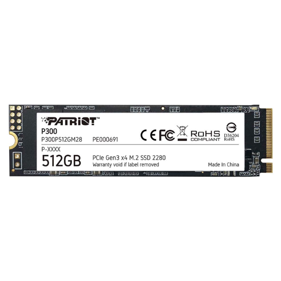 Picture of Patriot SSD 512MB M.2 2280 PCIe