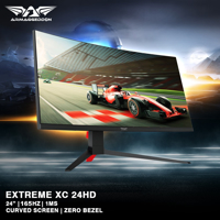 Picture of ARMAGGEDDON PIXXEL+ XTREME XC24HD Super-165Hz