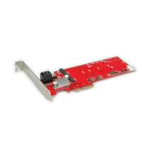Picture of Secomp Roline PCIE Adapter RAID 2xM2, 2xSata