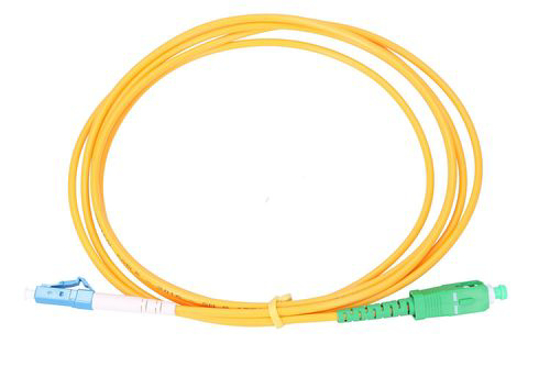 Picture of EXTRALINK PATCHCORD SM SC/APC-LC/UPC G.652D 1m
