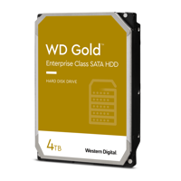"""Picture of WD HDD 4TB 3.5"""" Gold"""
